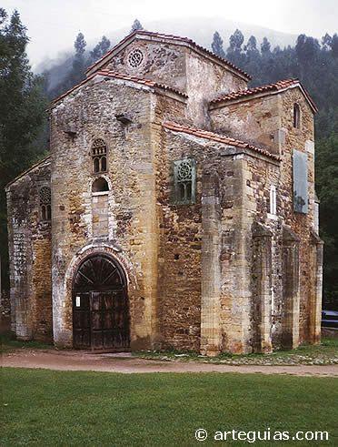 San Miguel de Lillo. Oviedo