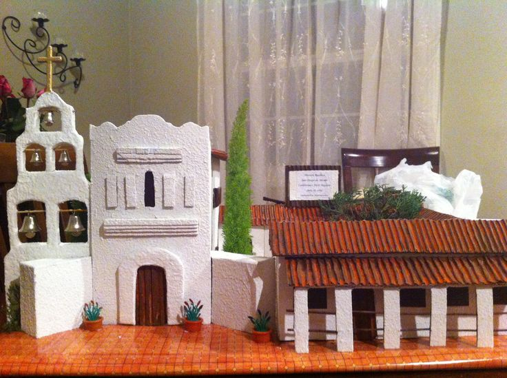 California Missions project: San Diego de Alcala | School ...