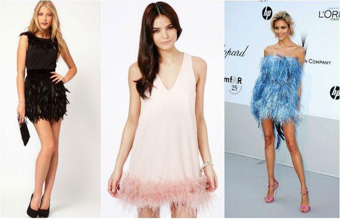Коктейльные платья для всех, модные тенденции этого года 8