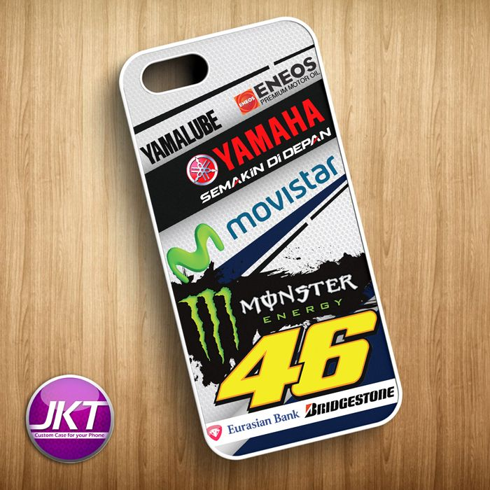 Valentino Rossi (VR46) 016 Phone Case for iPhone, Samsung, HTC, LG, Sony, ASUS Brand #vr46 #valentinorossi46 #valentinorossi #motogp
