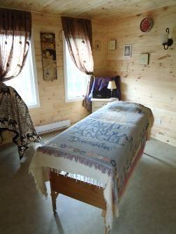 Circa 1894 massage room