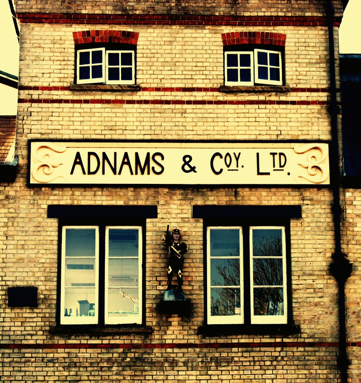 Adnams Brewery, Southwold, UK