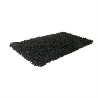 Rasta Teppich klein - schwarz  - Etol Design