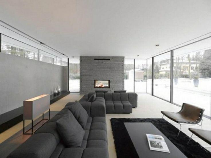 Wohnzimmer idee modern modern tapeten wohnzimmer esszimmer und ...