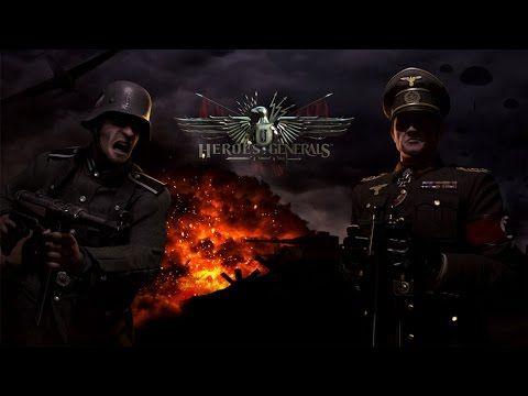 Nice Free Game Heroes & Generals conanas