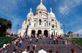 散步前往聖心堂