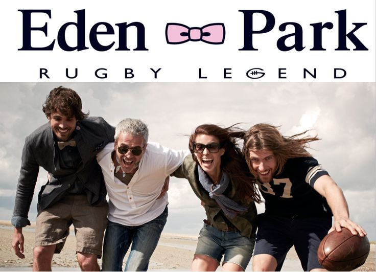 Souvent 9 best Rugby x bow tie images on Pinterest | Bow ties, Eden park  LY51