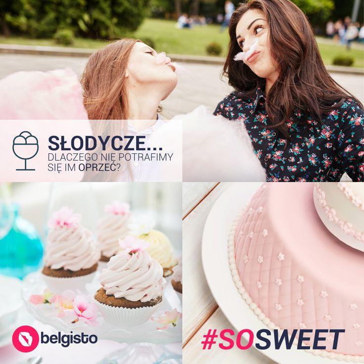 Czy Was też dopada jesienny apetyt na słodycze?  Sięgacie po nie coraz częściej i sami nie wiecie dlaczego? Czy to uzależnienie? A może brak witamin? Sprawdźcie -> http://www.belgisto.pl/news/20/1077/0/read.html  #sweet #sosweet #babeczki #czekolada #apetyt