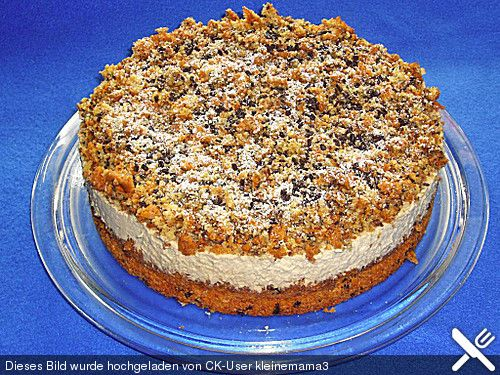 Eiskaffee - Sahne - Torte (Rezept mit Bild) von kleinemama3 | Chefkoch.de