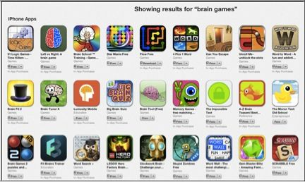 Can brain-training game apps really help children with ADHD?