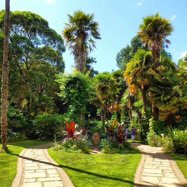 Abbotsbury Subtropical Gardens English Garden Wonderful Places Places To See