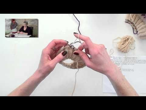 good video about learning how to knit Fair Isle