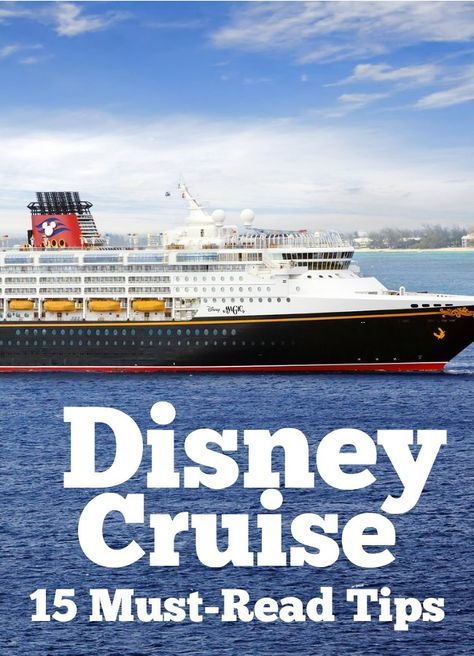 Thinking about taking a Disney Cruise? These 15 Disney Cruise tips will BLOW YOUR MIND (especially #12!) Oh - and you can enter for a chance to WIN a Disney Cruise for you and your family!