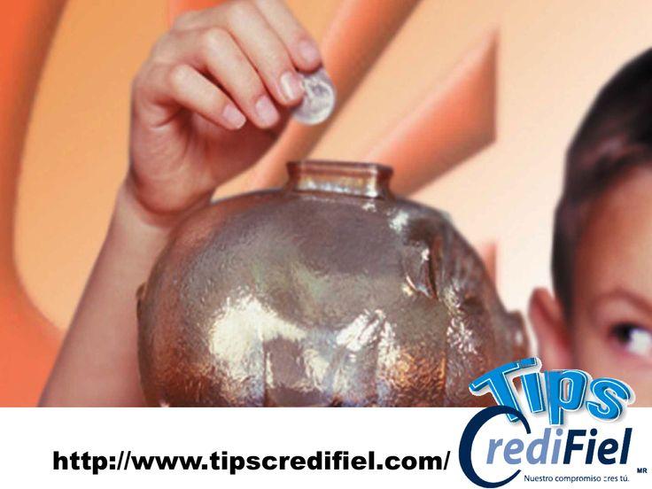 TIPS CREDIFIEL te dice ¿Que hacer para poder ahorrar? Establecer el hábito del ahorro y ahorrar de manera consistente es mejor que ahorrar una suma grande sólo una vez. Empiece con una cantidad que usted sabe que puede ahorrar de manera consistente. Y que no le cause ninguna carencia o necesidad. http://www.credifiel.com.mx/