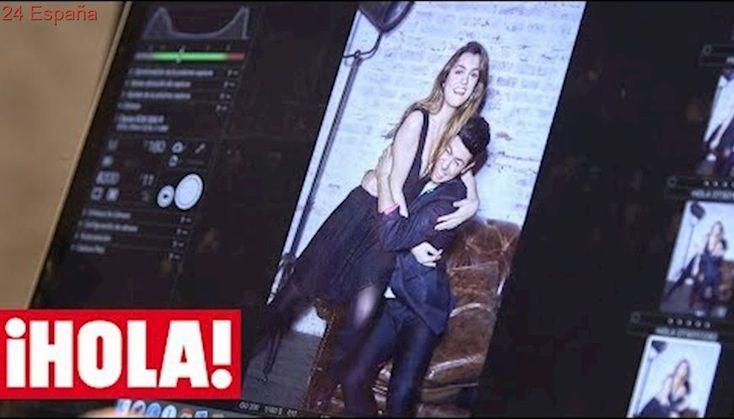 AMAIA y ALFRED: Making of de las fotos en la revista ¡HOLA!