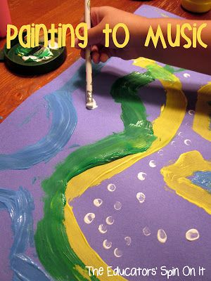 Exploring the Northern Lights with Kids through Art and Music.