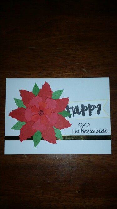 Sept SOTM Paper gardens plus natinal stamping