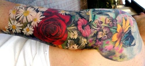 1000 ideas about black flower tattoos on pinterest for Cute lower back tattoos tumblr