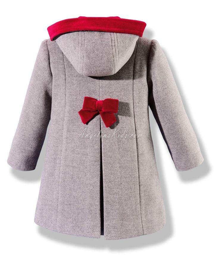abrigos niña | Enviar a un amigo Imprimir Ampliar
