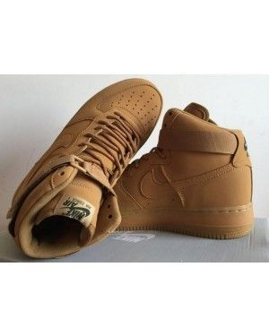 Nike Air Force 1 High Wheat | air force 1