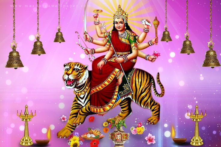 Happy Navratri wallpaper
