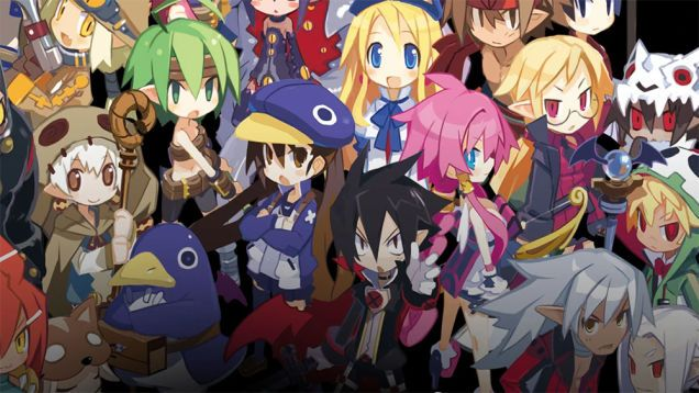 Disgaea 4 Might Not Be The Best Disgaea But It S My Favorite Disgaea Wonder Boys Ps Store