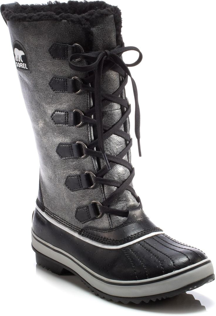Sorel has been hitting the mark! Check out these Sorel Tivoli High Winter Boots - Women's.