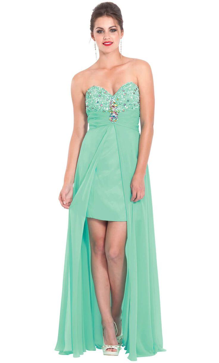 11 best Prom Dresses images on Pinterest | Formal evening dresses ...