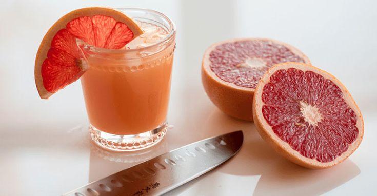 Сок грейпфрута при похудении