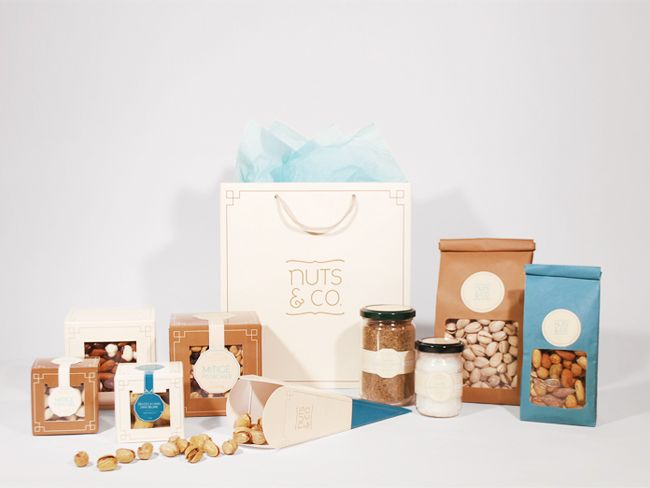 Nuts & Co. on Packaging of the World - Creative Package Design Gallery