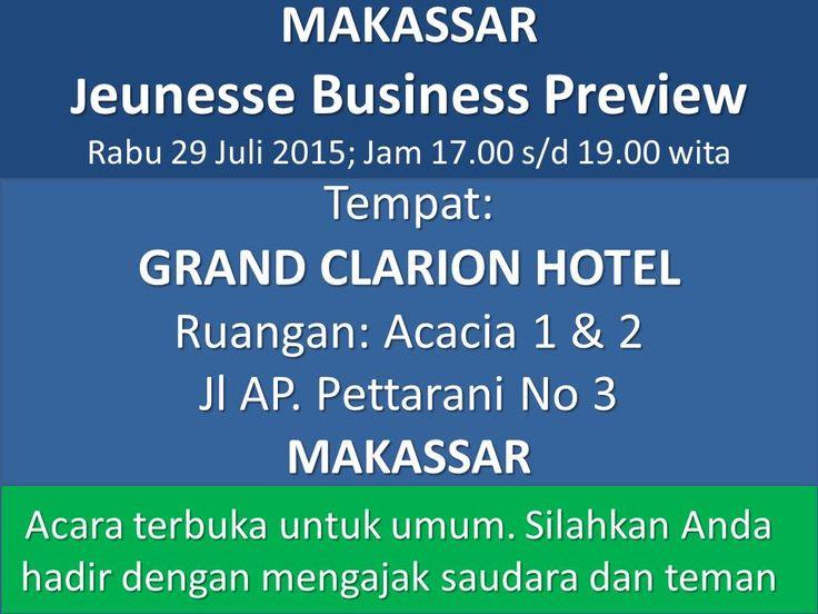 Preview Peluang Bisnis