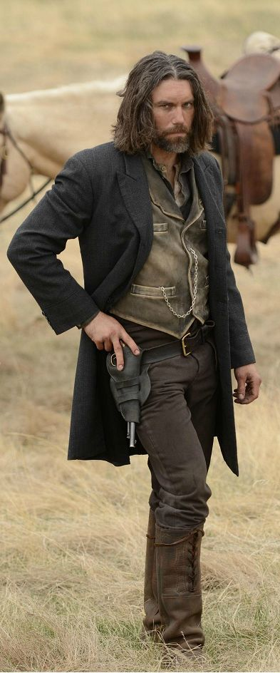 Hell On Wheels, featuring Anson Mount as Cullen Bohannon