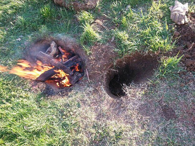 Campfire without Smoke | 31 Survival Skills for the True Outdoorsman - Wilderness Survival Tips and Tricks