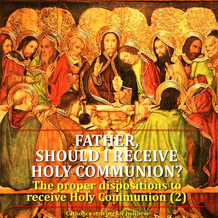 FATHER, I'M NOT SURE IF I COULD RECEIVE COMMUNION…SHOULD I? THE REQUIREMENTS TO RECEIVE HOLY COMMUNION (2). Summary vid + full text. OUTLINE WHAT MATTERS ARE CONSIDERED GRAVE? IF ONE IS NOT IN THE …