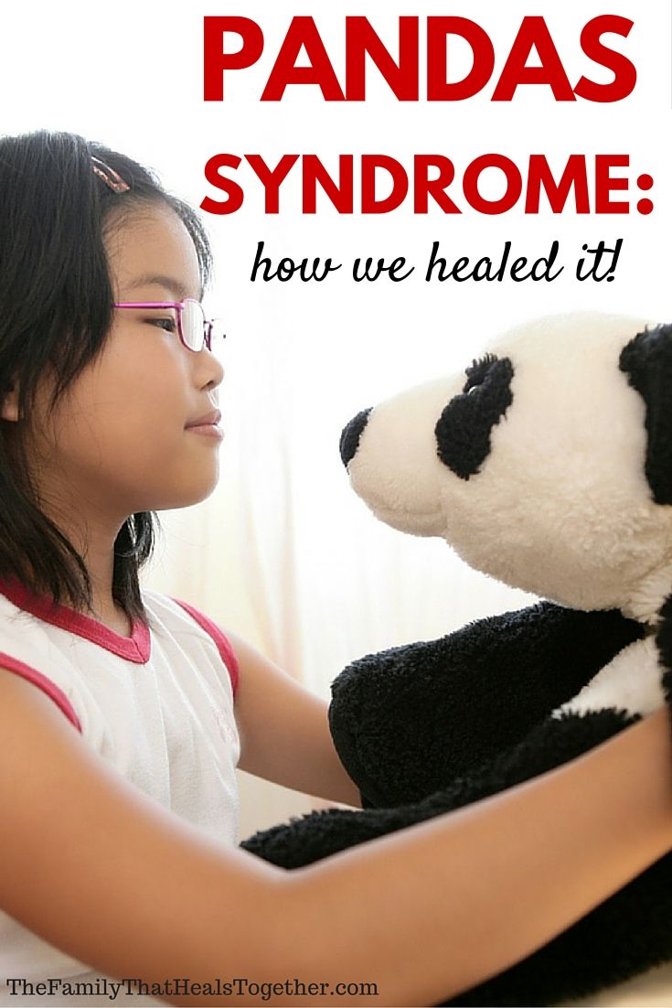 How we healed PANDAS syndrome: Camden's story of healing from The Family That Heals Together