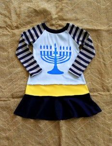 How cute is this dress? I ordered it for Hanukah 2013!!