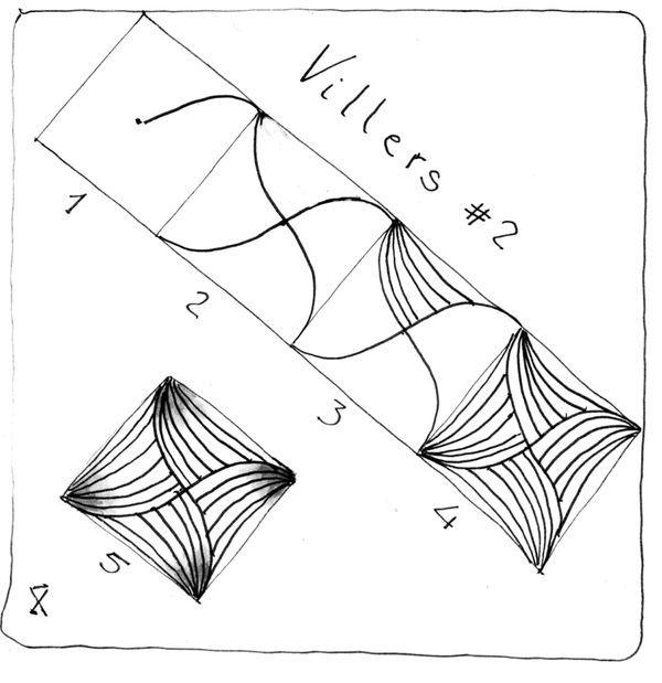 Fillers~Zentangle