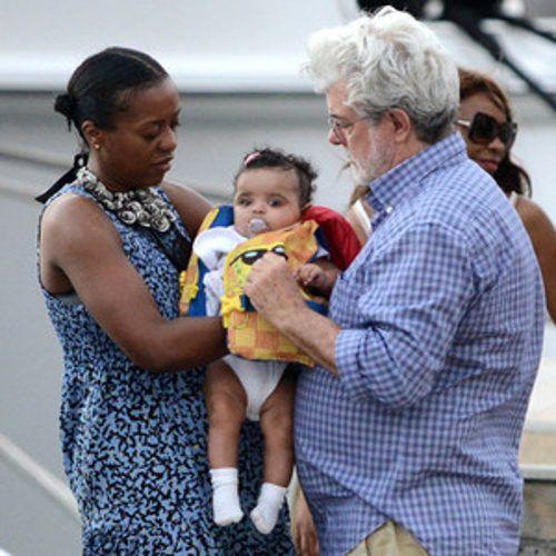 Meet George Lucas' Daughter!