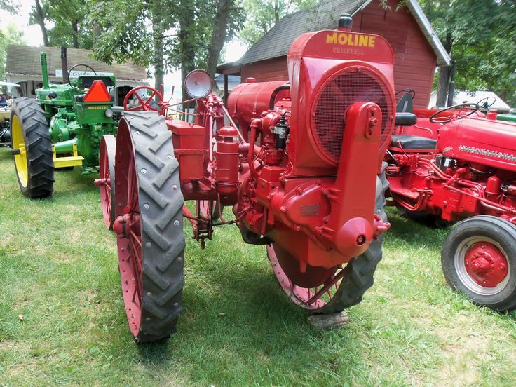 Oliver 1950 4x4 : Best images about antique tractors  on