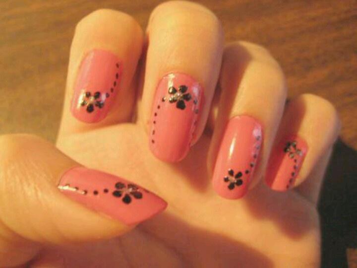 Mejores 40 imágenes de Nail idea en Pinterest | Uñas bonitas ...