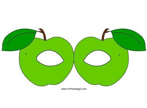 maschere-frutta-mela