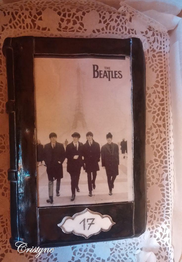 Beatles cake 2.