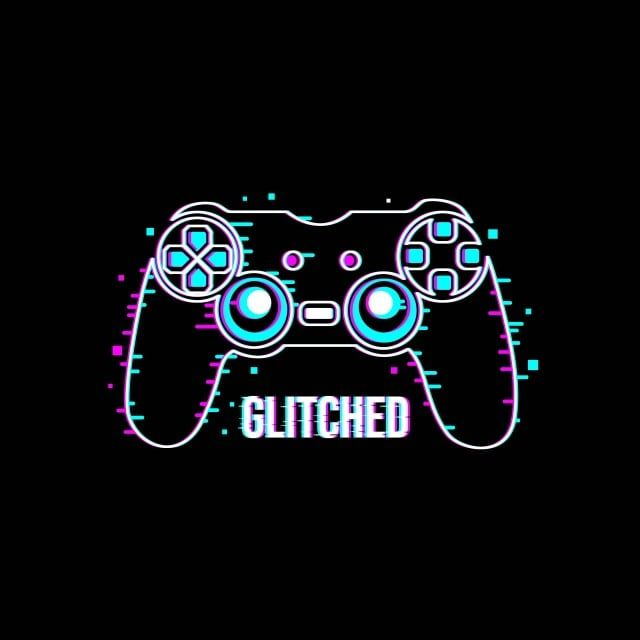 Download Game Glitch T Shirt Design Controller Clipart Isolated Art Png And Vector With Transparent Background For Free Download Logo Design Free Templates Tshirt Designs T Shirt Design Vector