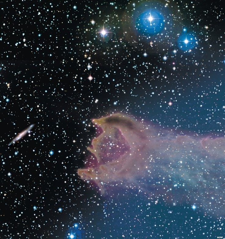450 best our universe images on pinterest outer space for Outer space travel