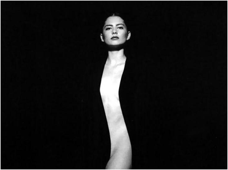 Провокационные ню фотографии и портреты знаменитостей от чешского фотографа Тоно Стано — Ириска