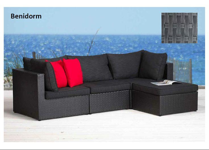 gartenmobel sofa rund interessante ideen. Black Bedroom Furniture Sets. Home Design Ideas