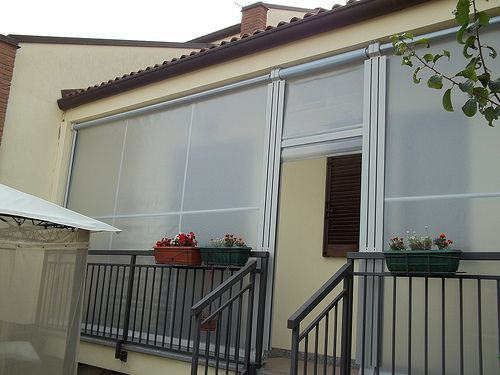 Tenda veranda invernale con tessuto vinitex antingiallimento (2)