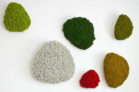 Moss Island - different colors - Floemasrl.it