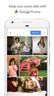 Google's PhotoScan app for Android and iOS released - Video. #Android #Google @MyAppsEden  #MyAppsEden