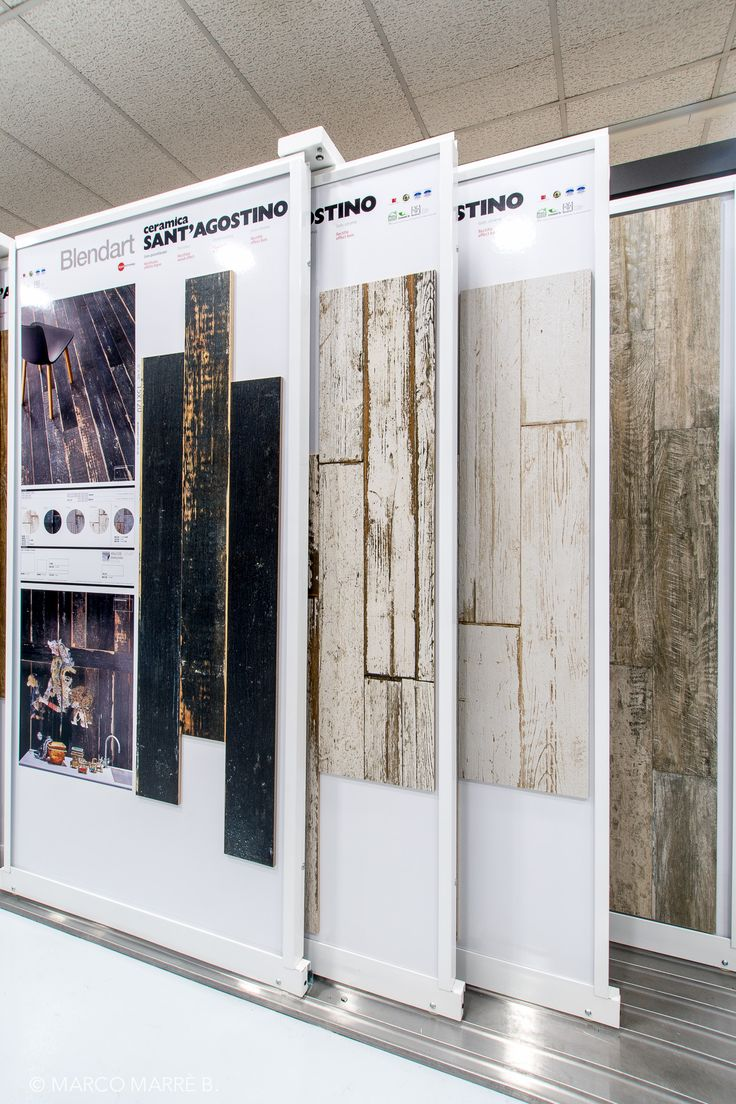 Wide range of samples and attention for the customer: here's Fidra #showroom in Pegli, near #Genoa.  #CeramicaSantAgostino #designtiles #design #tiles #interiordesign #interiors #gres #ceramic